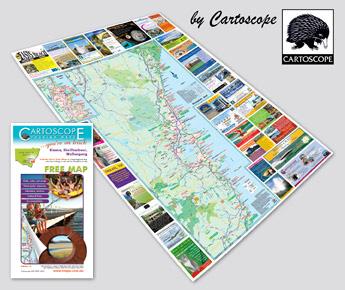Kiama Shellharbour Wollongong Map